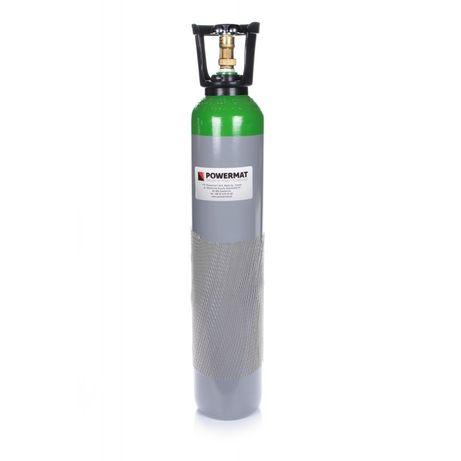 Butelie 8l ARGON + CO2 GOALA Tub Dioxid Carbon AR Sudura TransGratuit