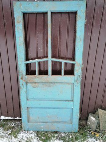 Ușă veche vintage