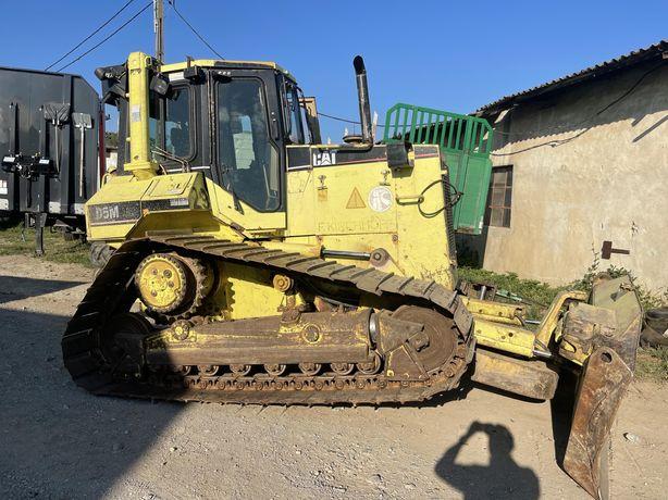 Buldozer Cat D5M lama 6 poziti