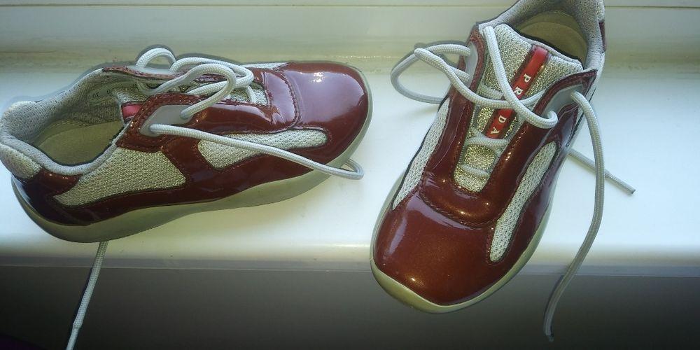 Adidasi Prada unisex Roscani - imagine 1
