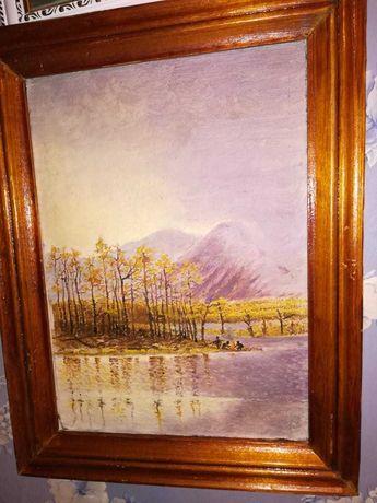 Продам картину Осенняя пора