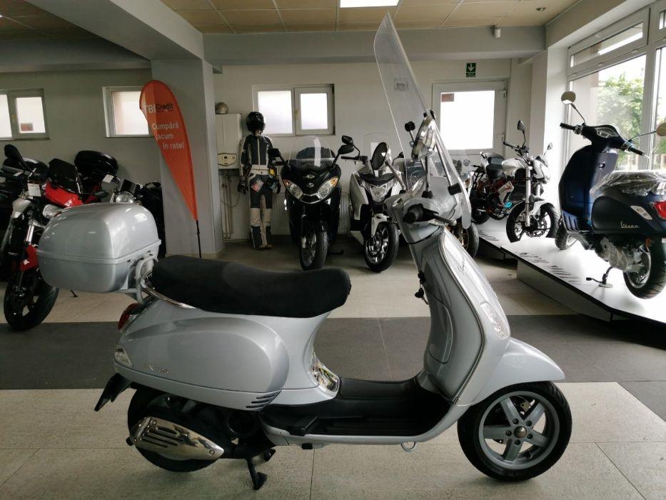 Ser Moto vinde Piaggio Vespa LX125 ~ Garantie 12 luni ~ Rate directe Cluj-Napoca - imagine 1