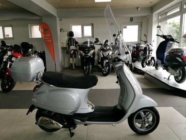 Ser Moto vinde Piaggio Vespa LX125 ~ Garantie 12 luni ~ Rate directe