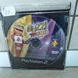 Joc BUZZ pentru playstation2 PS2