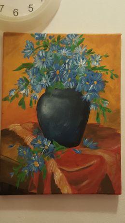 Tablou pictură acrilica 40/30 cm