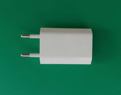 Apple адаптер USB зарядное устройство iphone вилка зарядка