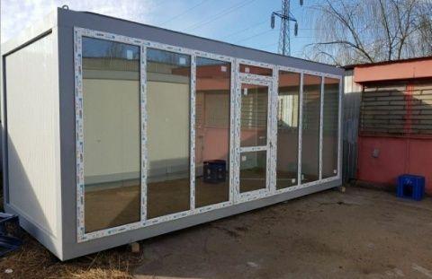 Vând containere modulare tip birou
