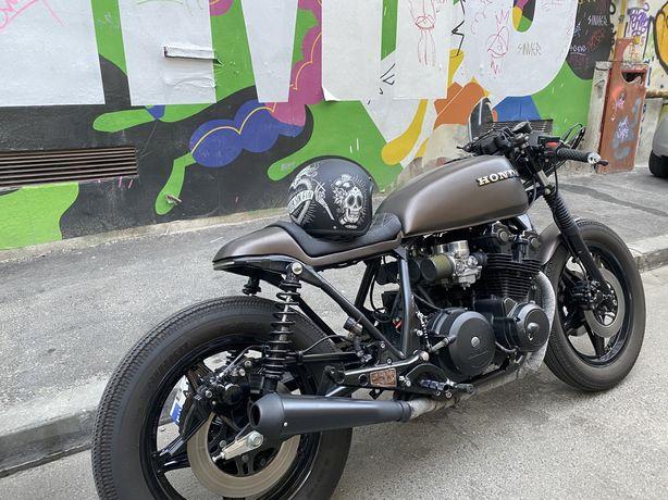 Honda CB750 Cafe Racer | Proiect BMW R | Yamaha XS Virago | Suzuki Z