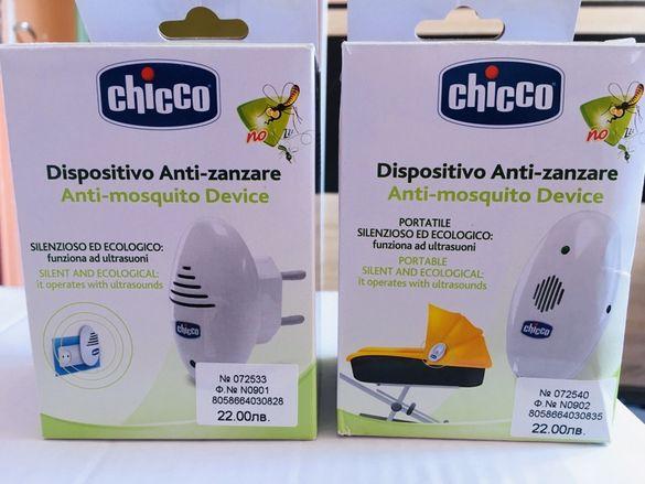 Chicco устройства против комари