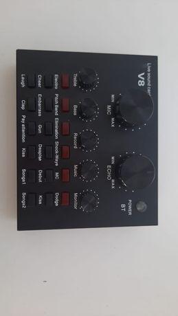 Звуковая карта V8