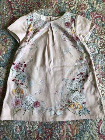 Детска рокля Zara baby
