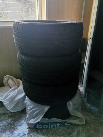 Запазени летни гуми X5