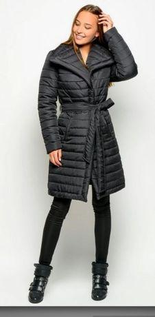 Пальто-пуховик новый