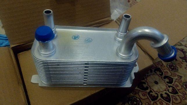 Теплообменник или Масляный радиатор