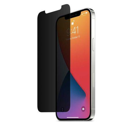 PRIVACY Стъклен Протектор iPhone 12 Pro Max 12 Pro 12 Mini Цял екран