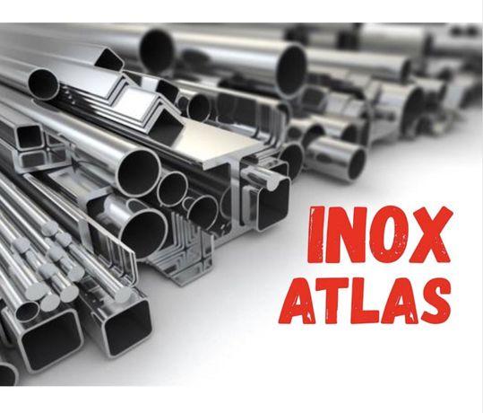 Teava rectangulara inox AiSi 304 30x30 20x20 63 mm