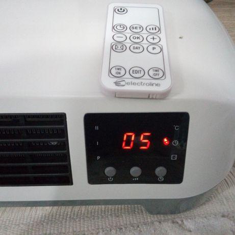 Aeroterma de perete electroline 2000w/TRANSPORT GRATUIT prin fancurier