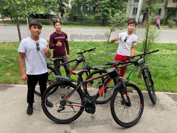 Велосипед Велики Алюминий Стальной 15,17,19,21 рама все размеры магази