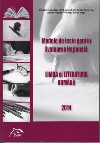 Modele de teste pentru Evaluarea Nationala-Limba și literatura Romana