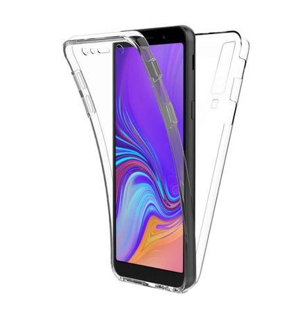 Samsung A10 A20E A40 A50 A31 A21s A41 Husa 360 Plastic Fata Spate