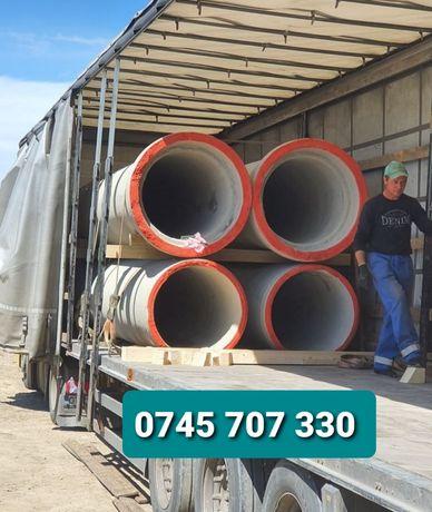 Vand tuburi din beton armat tip premo