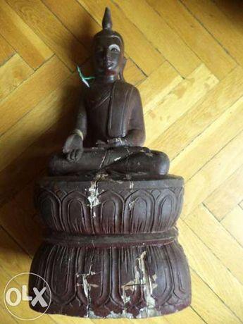 Стара фигура Буда- Бирма