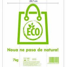 Pungi biodegradabile incepand de la 0.16 ron /TRANSPORT GRATUIT