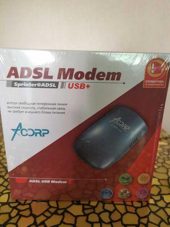 Продам Модем ADSL Acorp