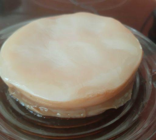 тибетска чаена гъба комбуча (scoby + стартер течност)