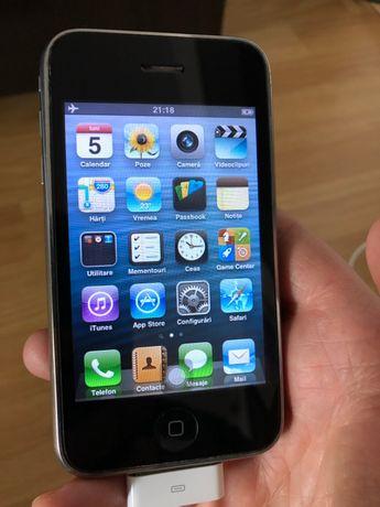 iPhone 3GS functional, la cutie, pentru colectionari.