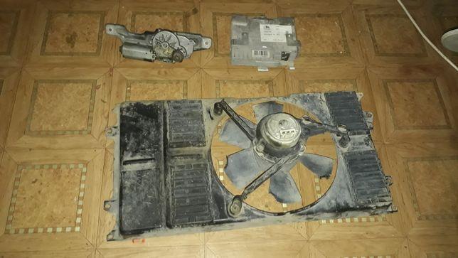 Пассат вентилятор су бочок радиатор АБС компютер