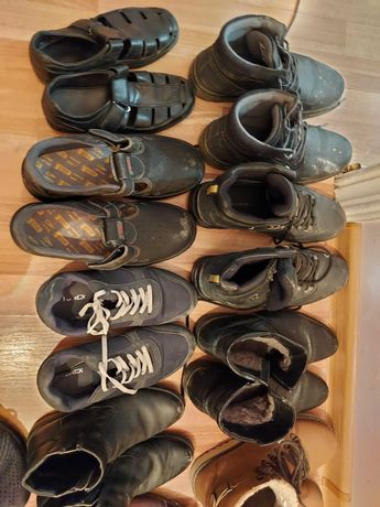 Детская обувь б\у но отличные