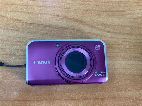 Canon PowerShot SX210IS 14.1 MP
