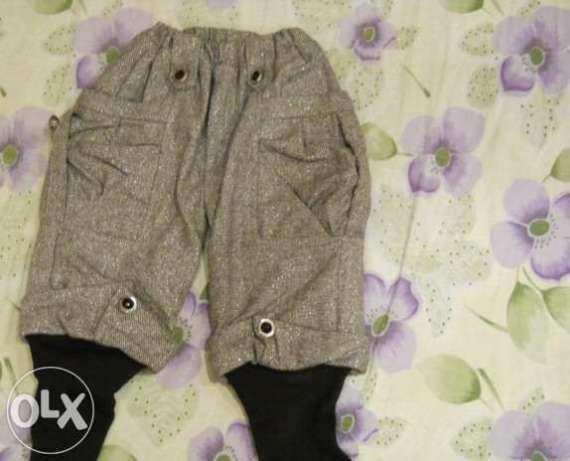 Pantaloni , grosi , de iarna