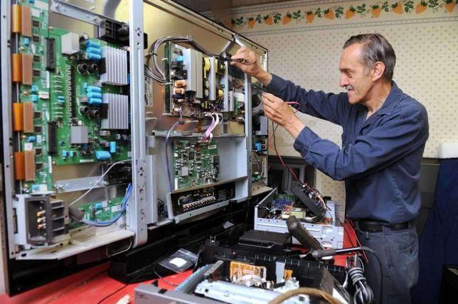 Телемастер с выезд на дом ремонт телевизоров Samsung Sony LG Panasonic