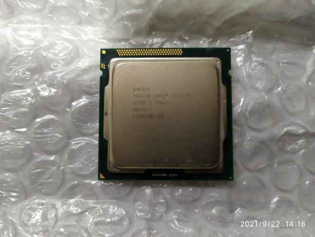 Процессор Intel® Core™ i5-2310