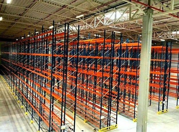 Rafturi metalice industriale diferite modele livrari gratuit diferite