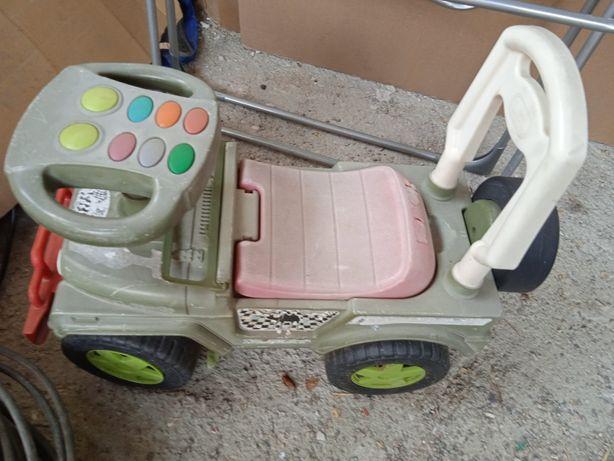 Толакар детская машинка