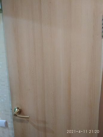"""Дверь межкомнатная 70см. глухая, цвет """"ольха """""""