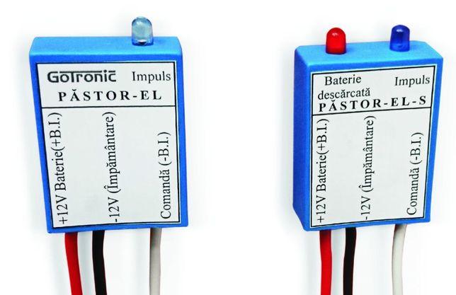 Generator de impulsuri pentru gard - garduri electrice - PĂSTOR-EL-(S)