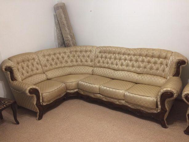 Угловой диван Потютьков