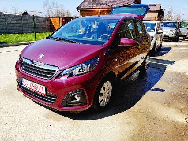 Peugeot 108, 74827 km, 6400 EURO + TVA - TVA deductibil!