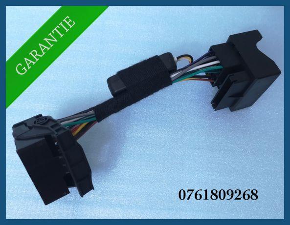 Adaptor comenzi volan cu 8 butoane pentru RCD330 G VW SKODA SEAT
