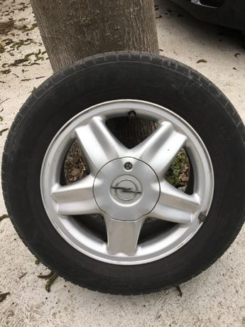 Лети джанти и гуми Dunlop за Опел/15ц