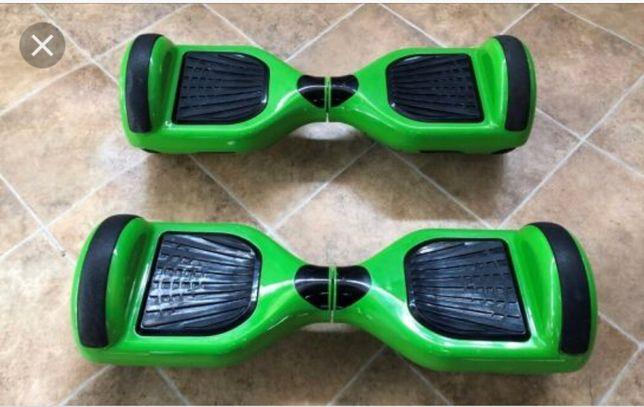 Hoverboard/scuter electric nou cutie,bluetooth