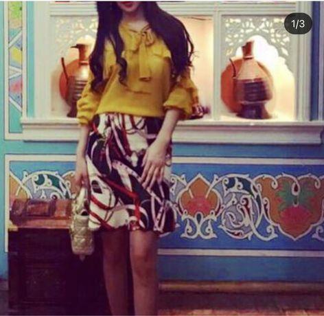 Юбка и рубашка Zara