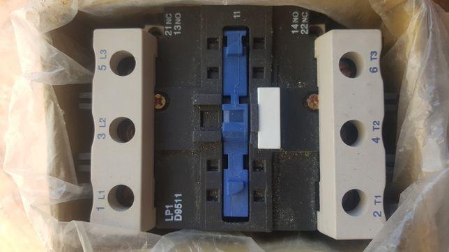 Contactor DC LP1 D9511 230V 1NО+1NC 23147 Elmark