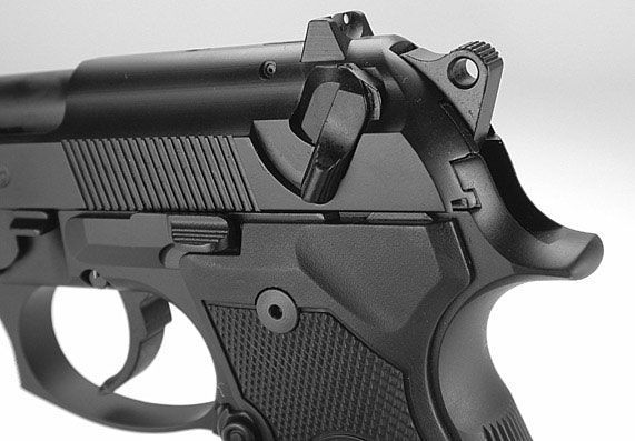 Pistol *CLASA A++* Ultra Puternic Airsoft (MODIFICAT IN INTREGIME) Co2