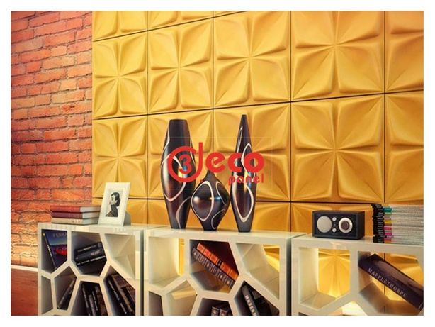 ARYL- Panel decorativ 3D, tapet 3d, placa deco panel, design interior