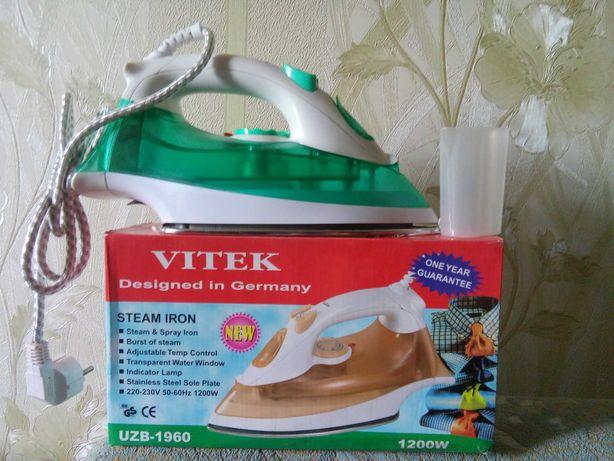 Утюг Vitek новый